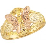 Butterfly Ladies' Ring - By Mt Rushmore BHG