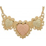 Heart Necklaces - by Coleman