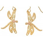 Dragonfly Earrings by Coleman