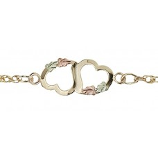 Ankle Bracelets- Gold by Coleman