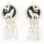 Dream Catcher Earrings - by Gold Diggers