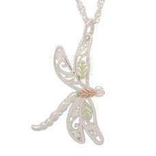 Dragonfly Pendant by Coleman