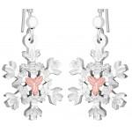Snowflake Earrings by Landstroms