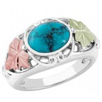 Turquoise Ladies' Ring - by Landstroms
