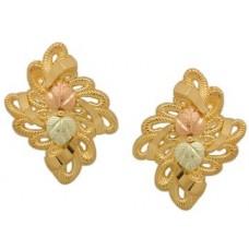 Earrings by Coleman