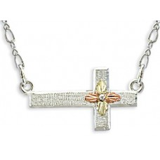 Cross Necklace - by Landstroms