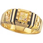 Men's Wedding Band - by Mt Rushmore