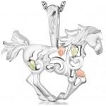 Horse Pendant by Landstroms