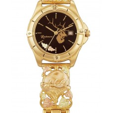Elk Ivory Men's Watch and Band - By Mt Rushmore BHG