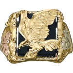 Men's Rings- Gold by Stamper