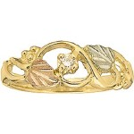 Ladies' Rings - Gold by Stamper