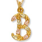 Initial Pendant - All Letters - by Landstrom's