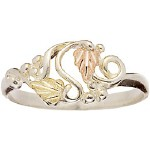 Ladies Rings - Gold by Stamper