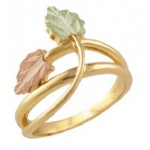 Ladies Rings - Gold by Landstroms