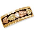 Mens Wedding Ring - Gold by Landstroms