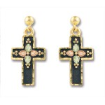 Crosses - Gold by Landstroms