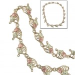 Necklace - Gold by Coleman