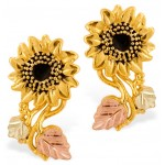 Sunflower Earrings - by Mt Rushmore