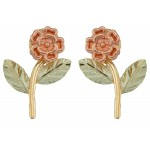 Rose Earrings - by Coleman
