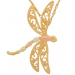 Dragonfly Pendant - by Coleman