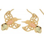 Hummingbird Earrings by Coleman