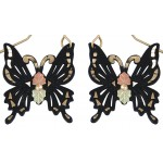 Butterfly Earrings by Coleman
