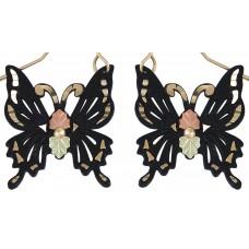 Butterfly Earrings by Coleman