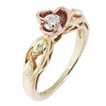 Ladies' Engagement Ring - by Landstrom's