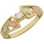 Genuine Diamond Ladies' Rings - by Stamper