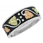 Mens Rings - Gold by Stamper
