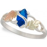 Multiple Stone Options - Including All Birthstones - Ladies' Ring - By Mt Rushmore