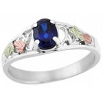Sapphire Ladies' Ring - By Mt Rushmore