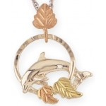 Dolphin Pendant  - by Mt Rushmore