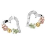 Heart Earrings - by Mt Rushmore