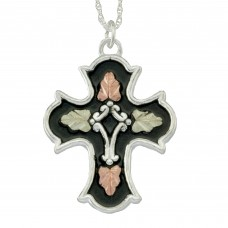 Cross Necklaces - Gold by Coleman