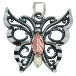 Butterfly Pendant - by Coleman