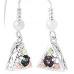 Mystic Fire Earrings -  by Landstroms