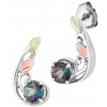 Multiple Stone Options Including All Birthstones - Earrings - by Landstrom's