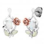 Opal Earrings -  by Landstroms