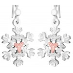 Snowflake Earrings by Landstroms