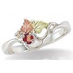 Multiple Stone Options Including All Birthstones - by Landstroms