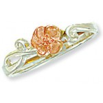 Flower Toe Ring - by Landstrom's