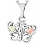 Butterfly Pendant - by Landstrom's