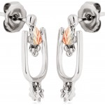 Spur Earrings - by Mt Rushmore