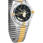 Elk Silhouette Watch and Band - Gold by Lanstrom's