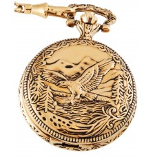 Pocket Watch - By Mt Rushmore