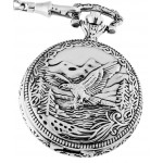 Eagle Pocket Watch - By Mt Rushmore