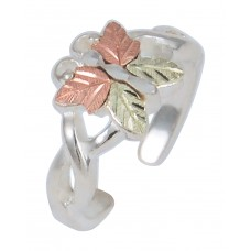Butterfly Toe Ring - by Coleman