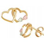 Heart Earrings - by Landstrom's