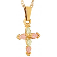 Cross Pendant - by Landstrom's